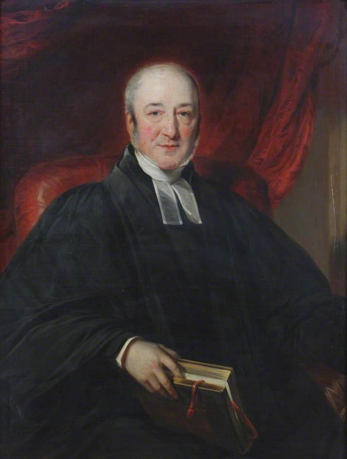 Reverend William Blow Collis (1778–1855)