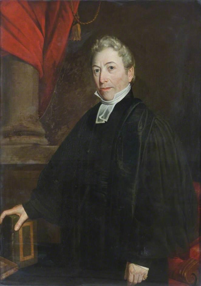 Reverend Luke Booker (1762–1835), LLD, Vicar of Dudley