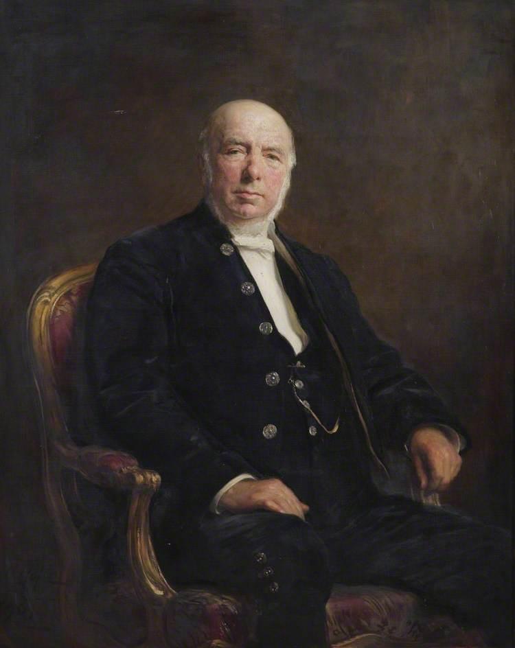 Sir Benjamin Hingley (1830–1905)