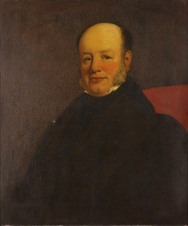 John Bleeck Lye (1788–1864), MD