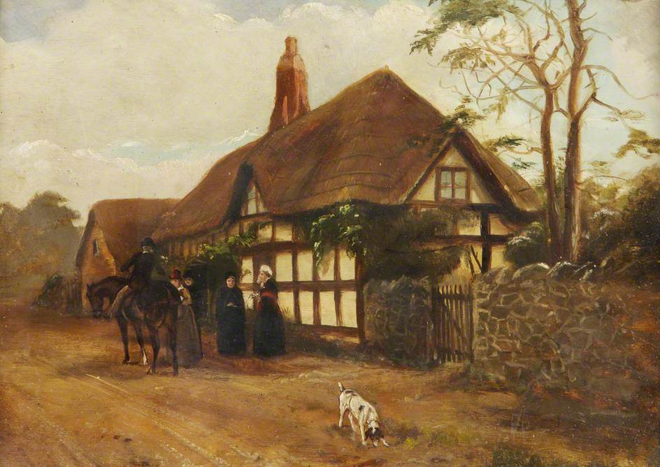 Rosemary Cottage, Leintwardine, Herefordshire