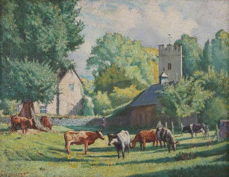 Monnington-on-Wye, Herefordshire