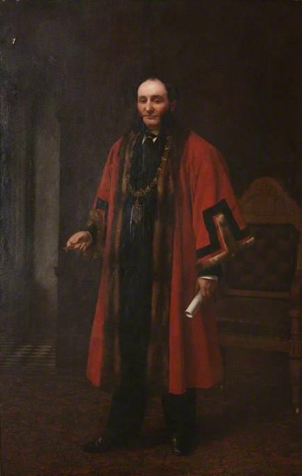 Alderman T. Tempest Radford