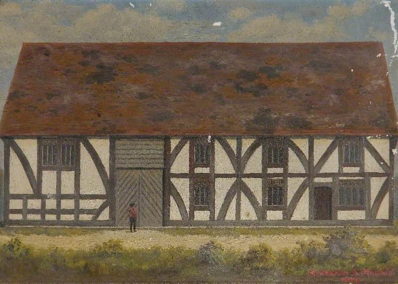 Guesten Hall, Great Malvern, Worcestershire
