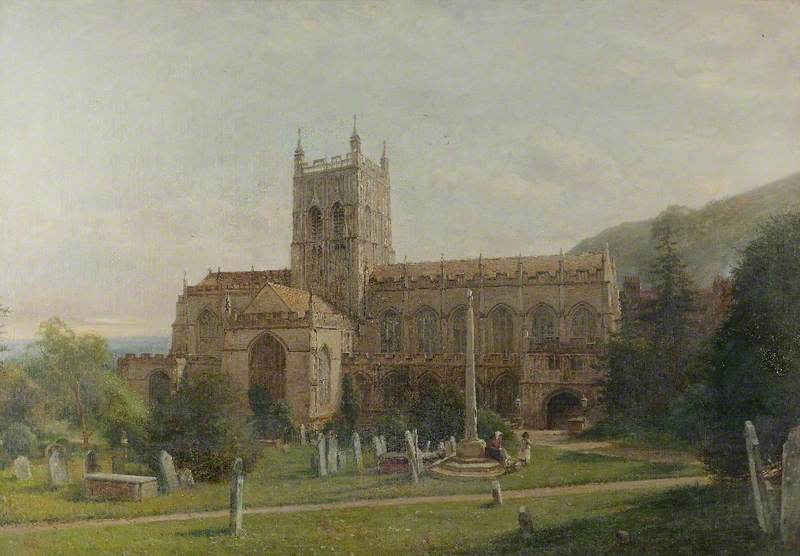 Malvern Priory, Worcestershire