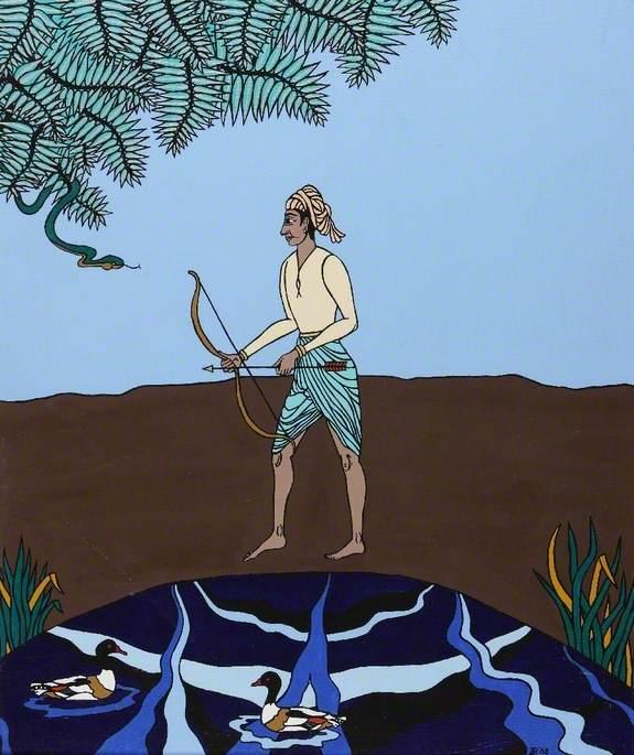 Rama Hunting