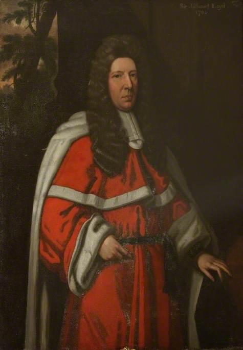 Sir Nathaniel Lloyd (d.1740)