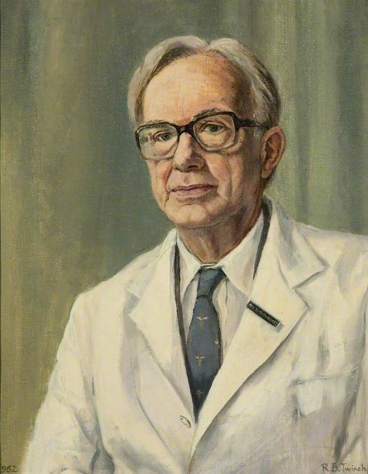 Terence McSweeney (1920–1996), Consultant Orthopaedic Surgeon