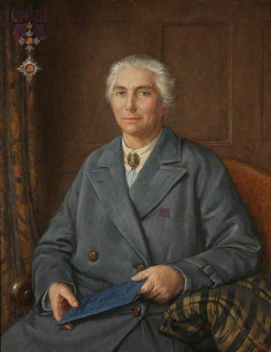 Dame Agnes Hunt (1867–1948)