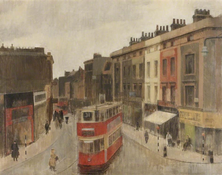 Mare Street, Hackney, London