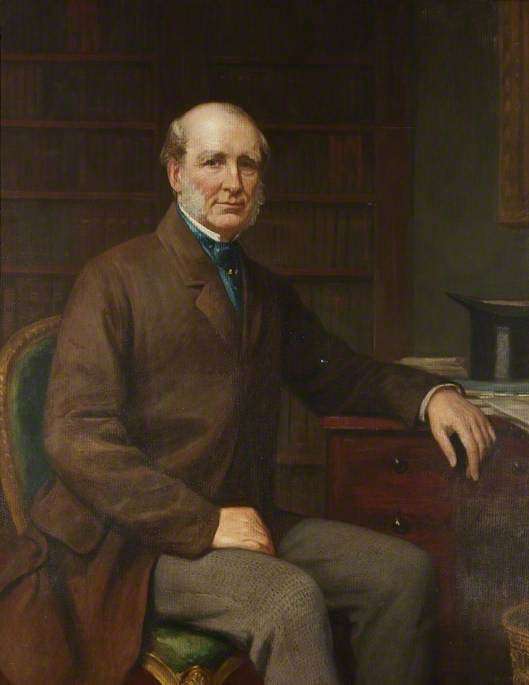 Rowland Hill (1800–1875), 2nd Viscount Hill