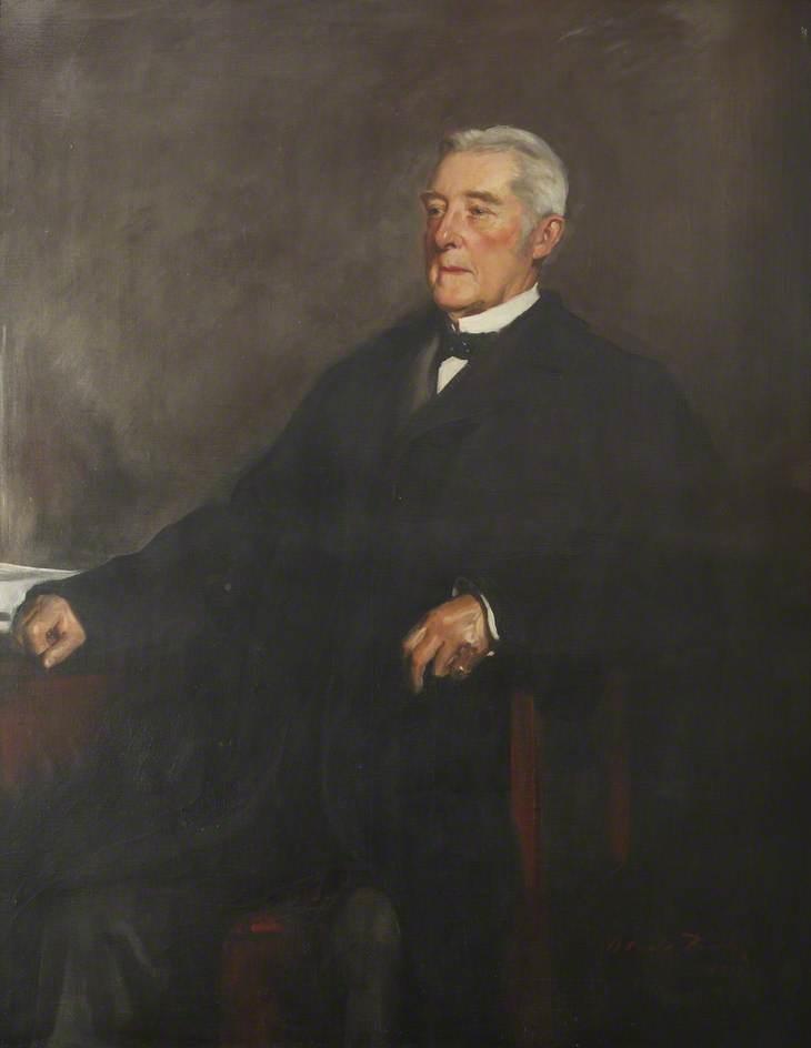 Sir John Bowen Bowen-Jones (1840–1925), 1st Bt, JP