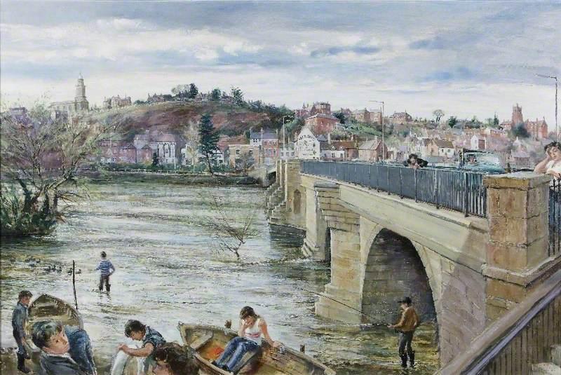 View of Bridgnorth, Shropshire