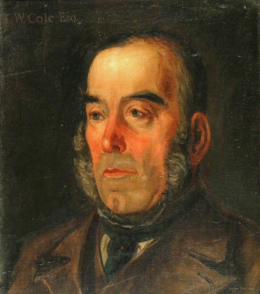Thomas William Cole Senior