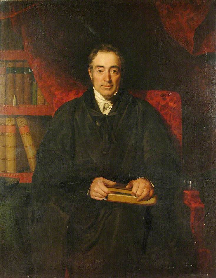 Reverend Samuel Lee (1783–1852)