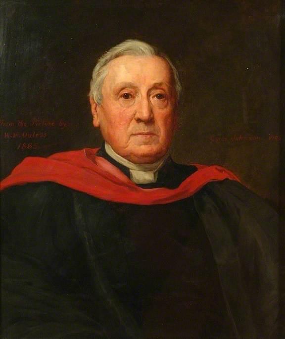 Benjamin Hall Kennedy (1804–1889), Headmaster of Shrewsbury School (1836–1866)