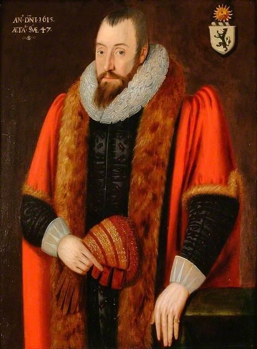 Thomas Jones (c.1568–1642)