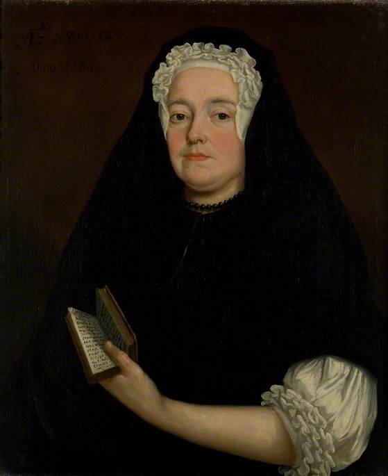 Portrait of a Lady, 1688