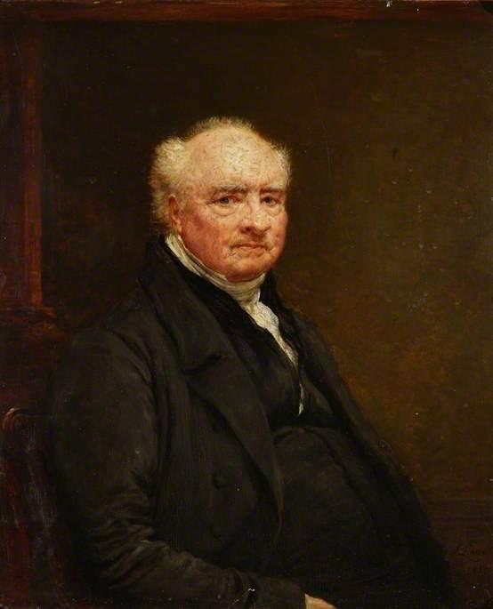 Reverend Thomas Pearson (d.1857)
