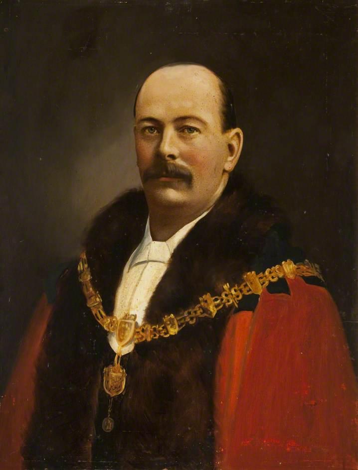 William Henry Edwards, Mayor of Swansea (1894–1895)