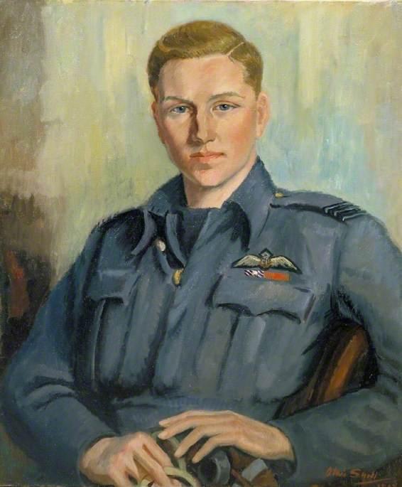 Wing Commander Paul H. M. Richey, DFC