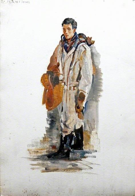 Pilot Officer A. W. I. Jones: Portrait of a Flyer