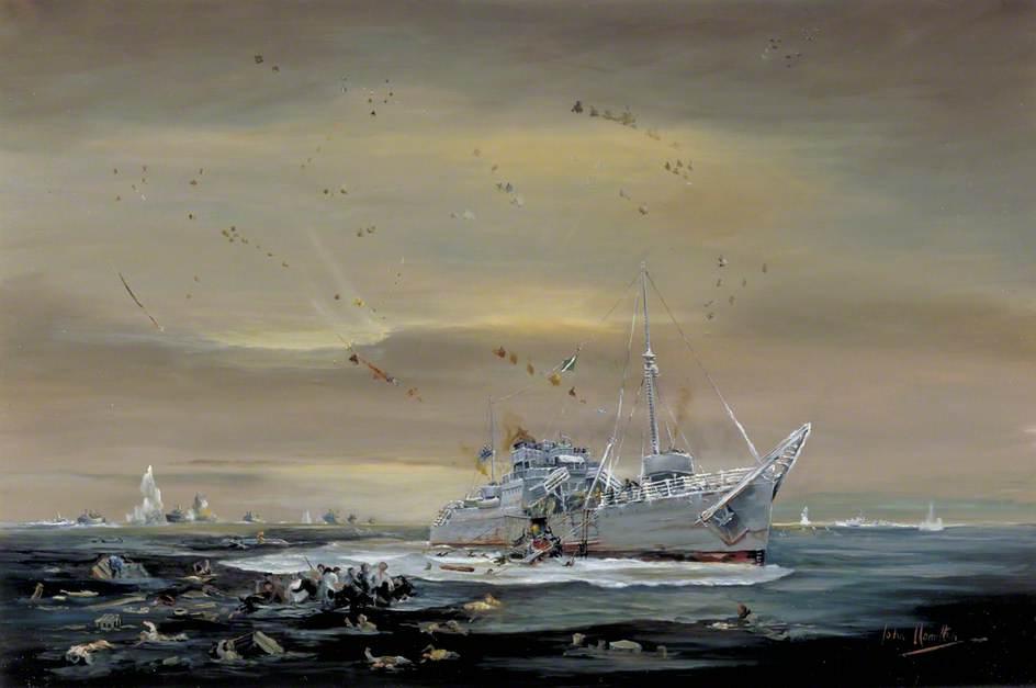 SS 'Rathlin', Rescue Ship