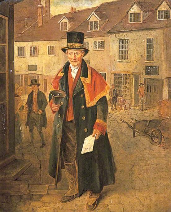 Thomas Batt, The Beadle
