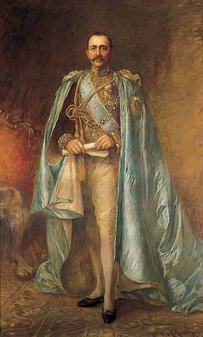 Lionel Edward Sackville-West (1867–1928), 3rd Baron Sackville