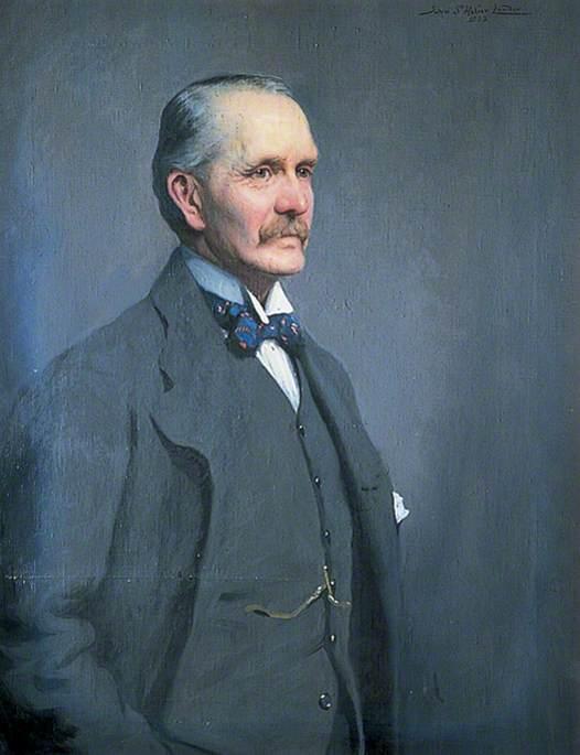 Alderman E. W. Hussey