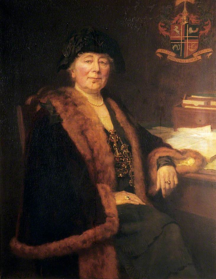 Dame Janet Stancomb-Wills (1853–1932)