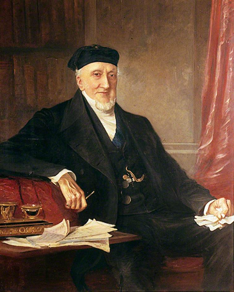 Sir Moses Montefiore (1784–1885)