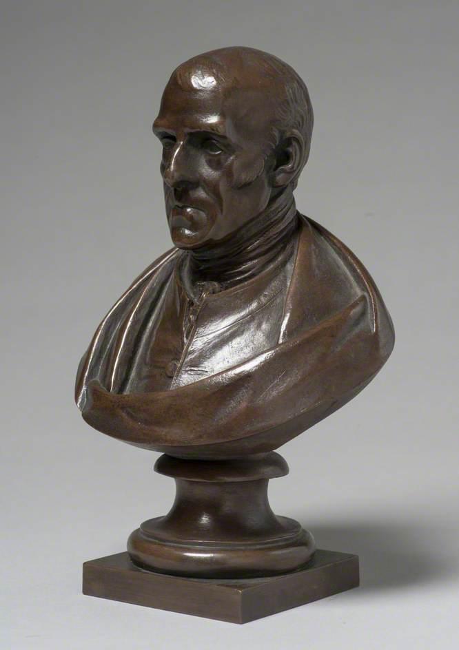 Head of Duke of Wellington (1769–1852)