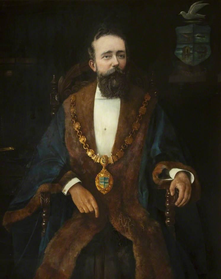 Alderman John Bickerstaffe