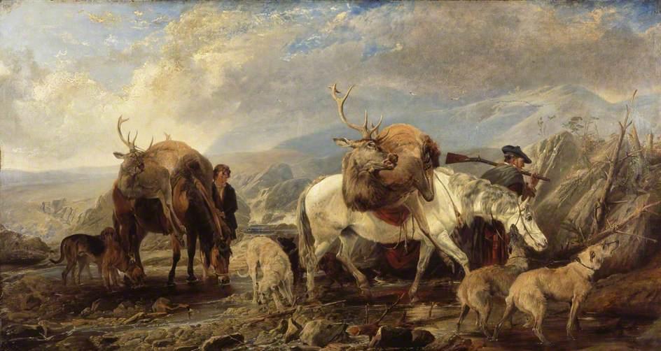 The Deer Stalker's Return