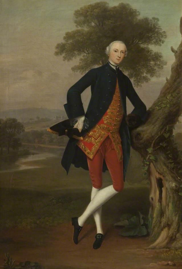 Colonel Sir Robert Rich