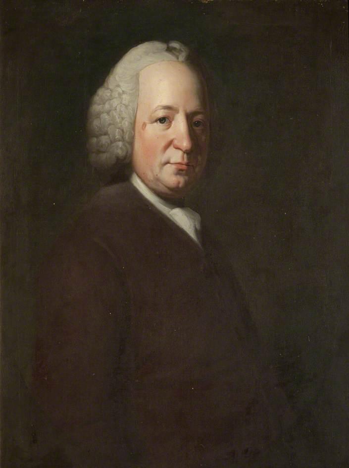Thomas Hutton Rawlinson (1712–1769)