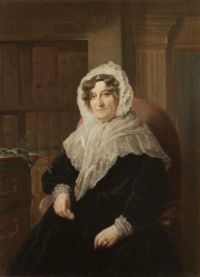 Sally (Sarah) Chorley (1774–1852)