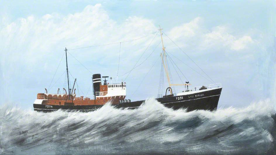 'Wyre Mariner'