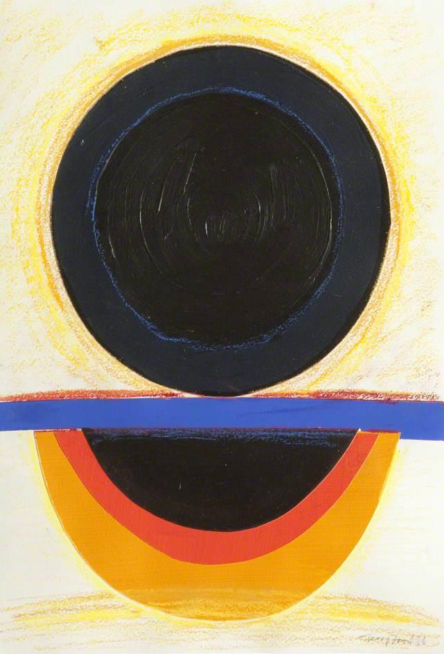 Blue Black Sun