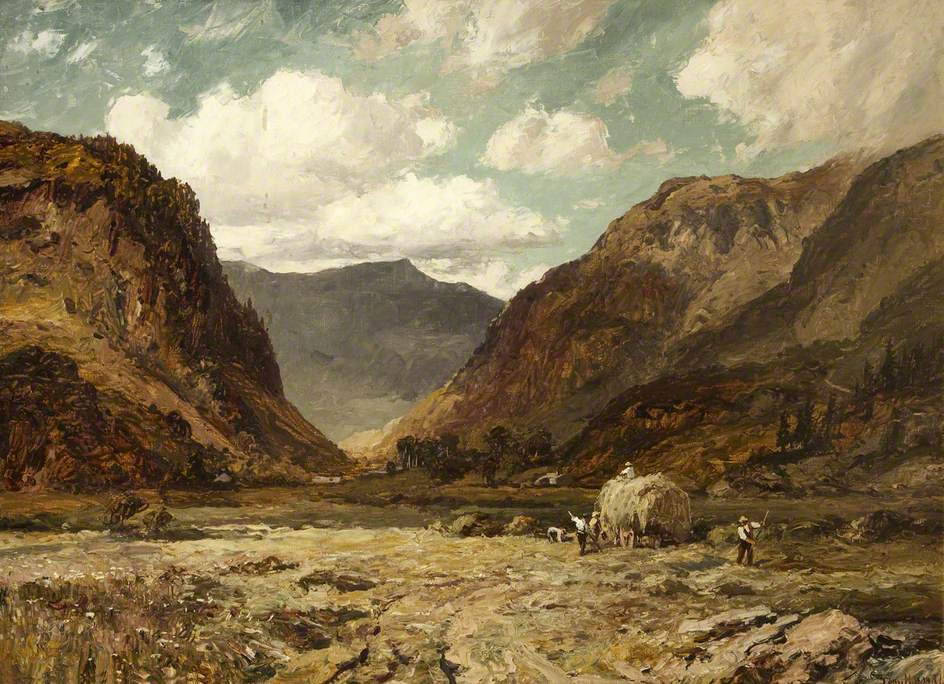 Lake District Scene