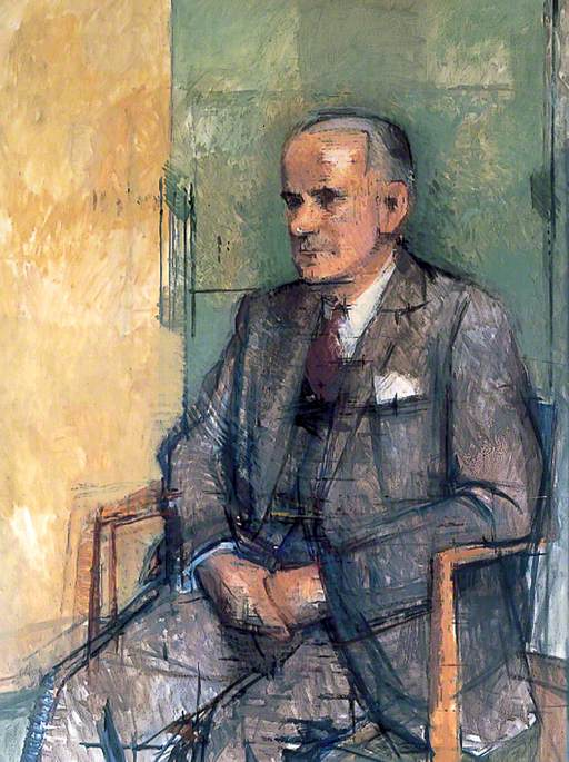 Lord Ifor Evans (1899–1982)