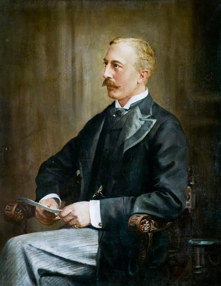Sir George Welby (1851–1936)