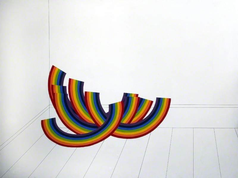 Pile of Discarded Rainbows