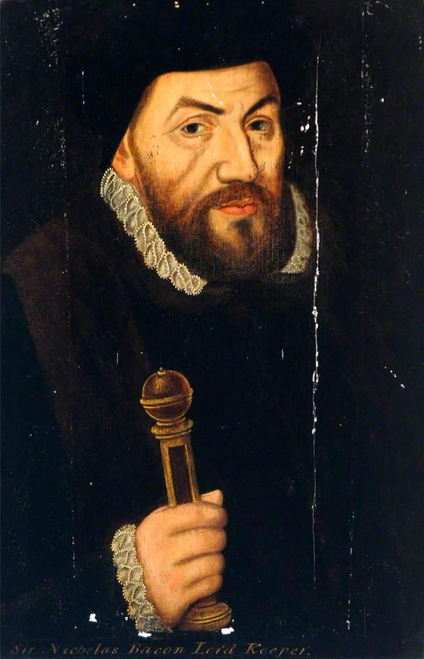Sir Nicholas Bacon (1510–1597), Lord Keeper