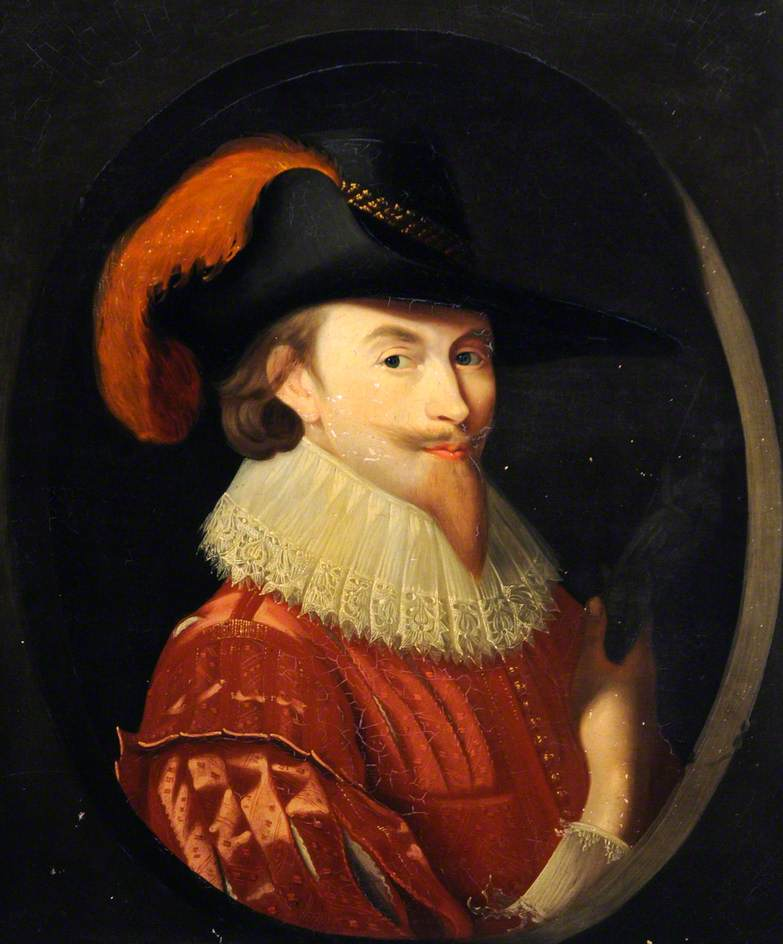 Sir Nathaniel Bacon (1585–1627), KB