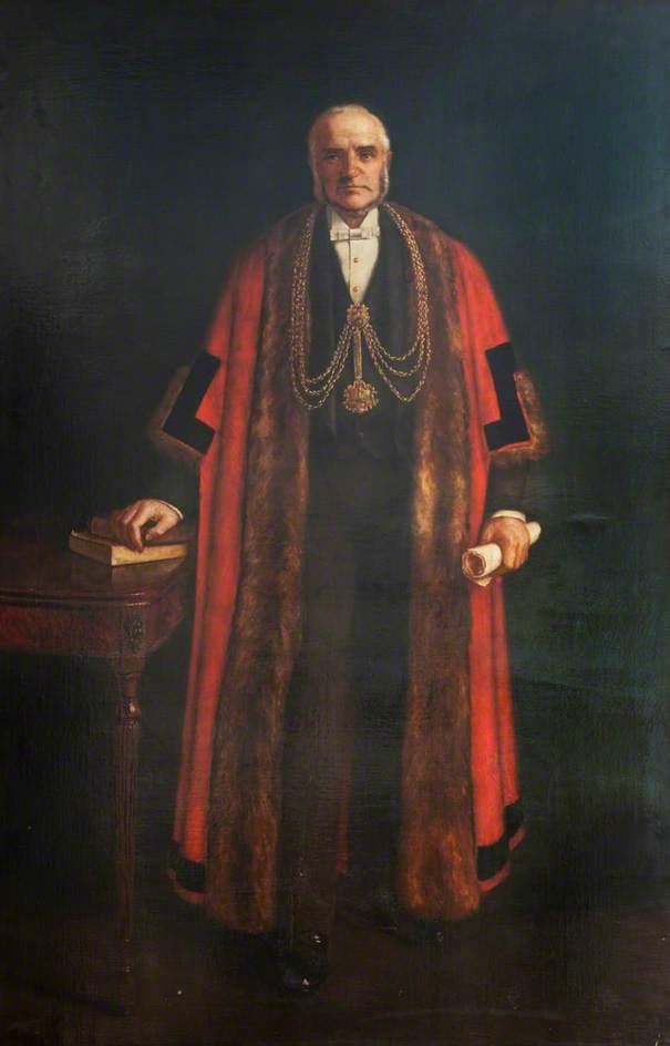 Henry Smethurst Senior, Mayor of Grimsby (1885–1886)