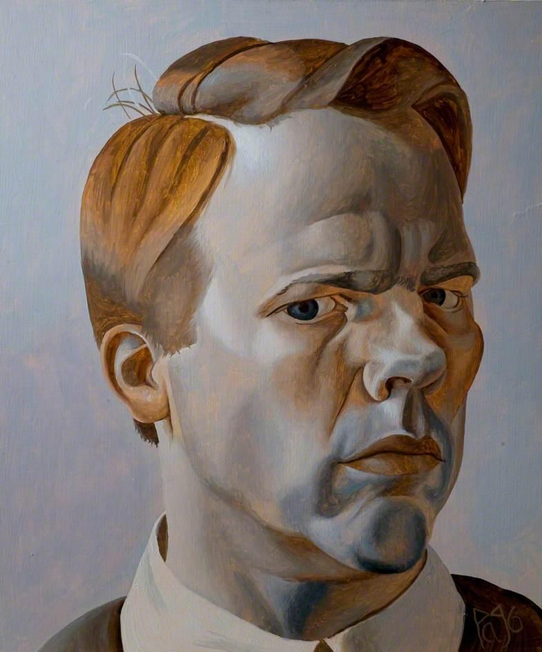 Self Portrait No. 38