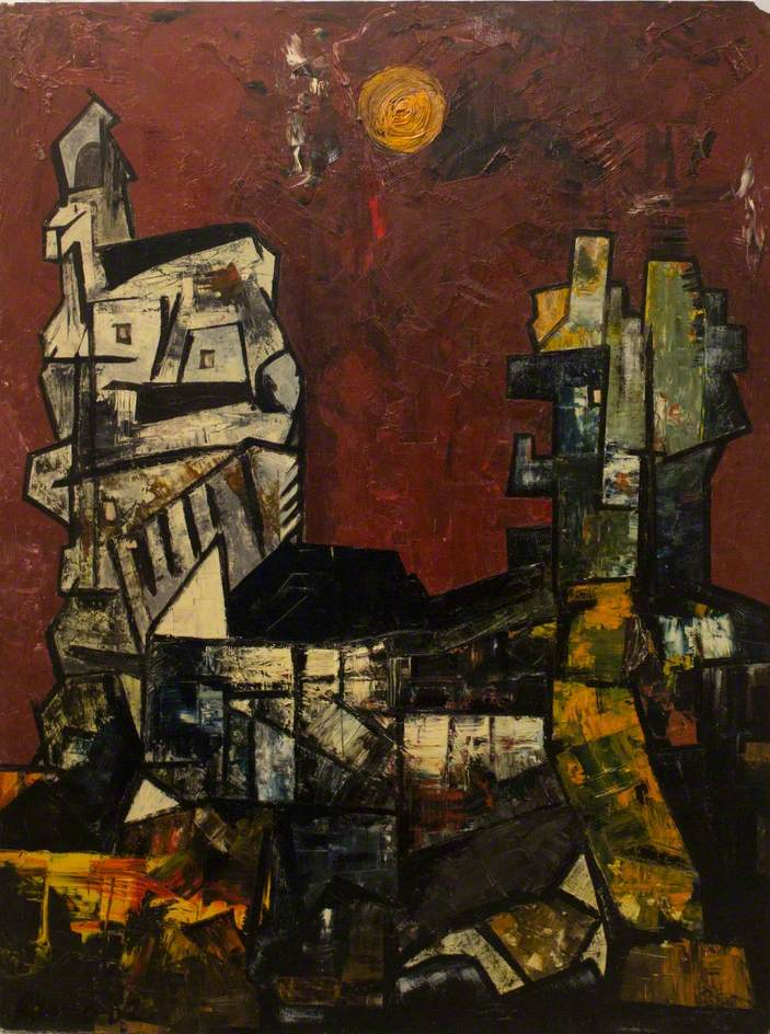 Untitled (Townscape)