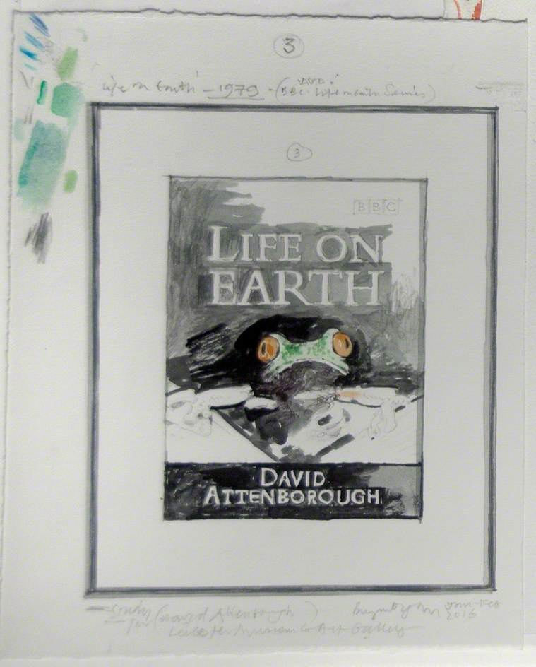Study – David Attenborough, 'Life on Earth'